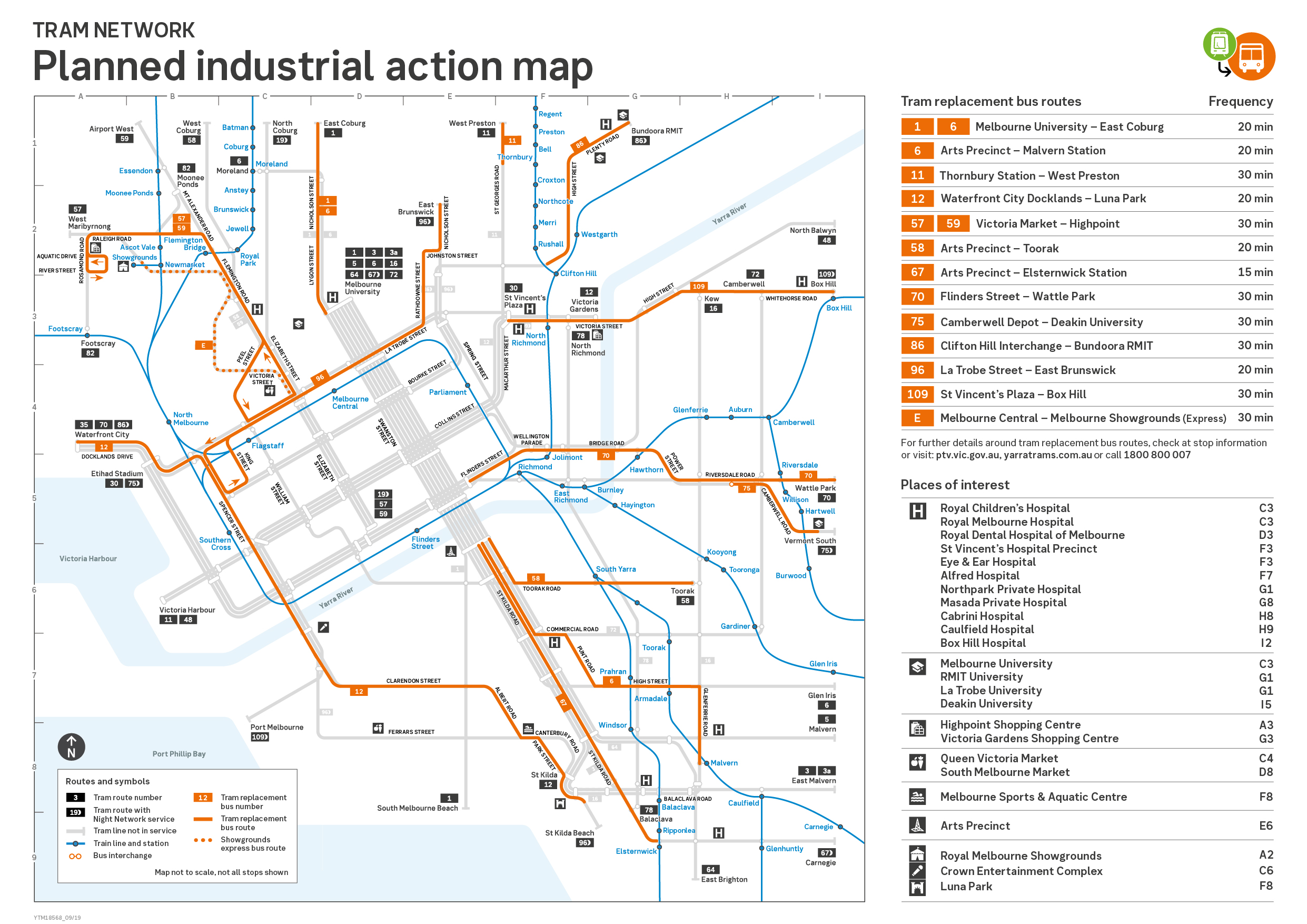 Planned Industrial Action - Th...